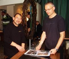 AAA dag Krefeld 2013 Reinout vertelt