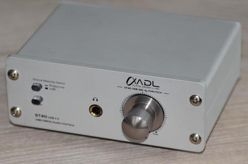 ADL GT40 voorkant