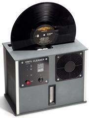 Audio Desk Ultrasoon Vinyl Cleaner
