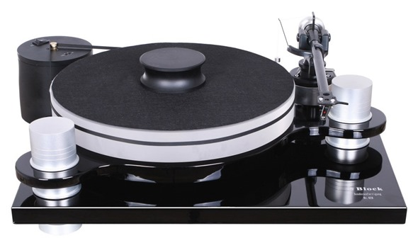 Audioblock PS-100 frontaal