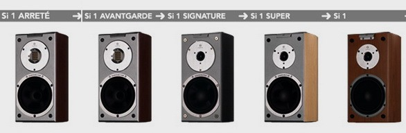 Audiovector Si 1 serie