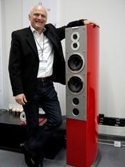 Audiovector chef Ole Klifoth