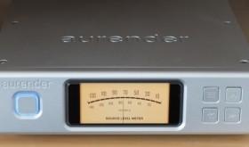 Aurender N100 netwerkstreamer