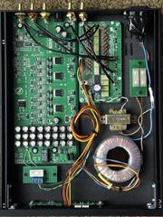 Daudio DAC-regelversterker
