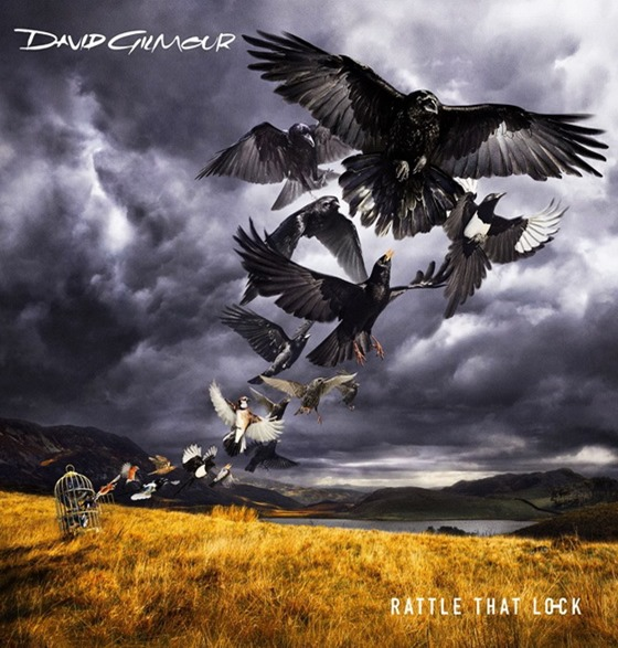 David Gilmour - Rattle that Lock (1)