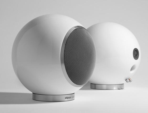 elipson planet l luidsprekersysteem de geluidsbol is weer terug. Black Bedroom Furniture Sets. Home Design Ideas