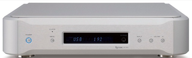 Esoteric D-07 DAC frontaal 2