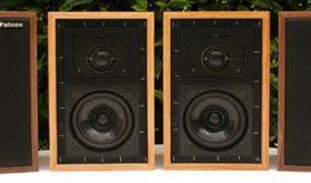 Falcon Acoustics LS3/5a BBC monitor