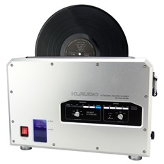 KLAudio KD-CLN-LP200 Ultrasonic Record Cleaner