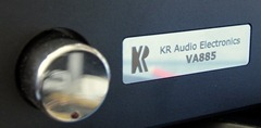 KR-Audio label