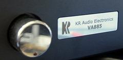 KR-Audio label