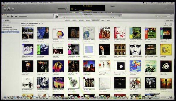 Mac met iTunes Amarra