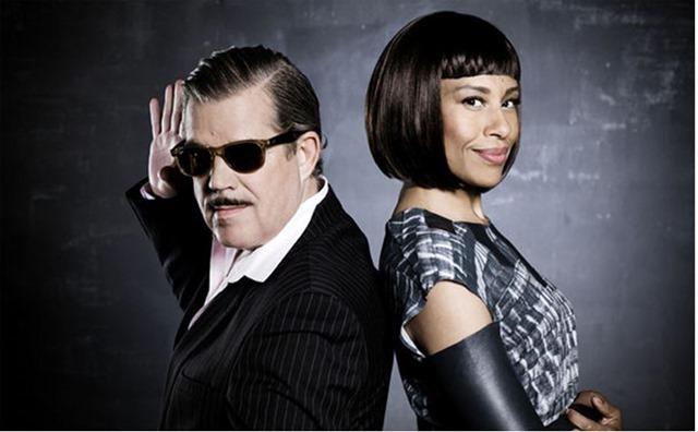 Malia & Boris Blank