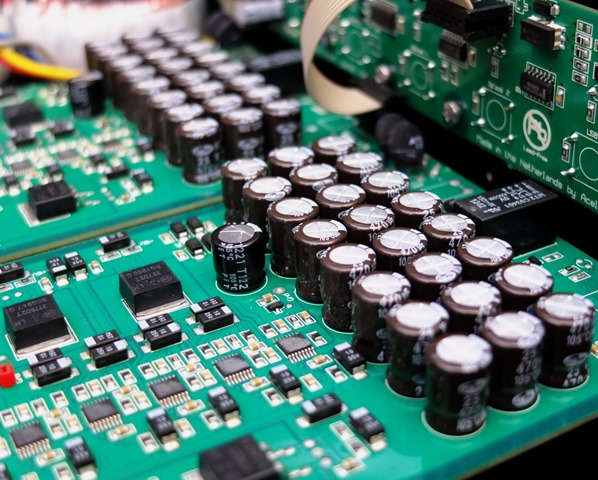 Metrum Acoustics Hex voedingcondensatoren (2)