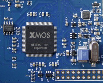 Micromega Mydac XMOS