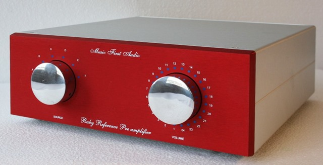 Music First Audio Baby Reference Rood