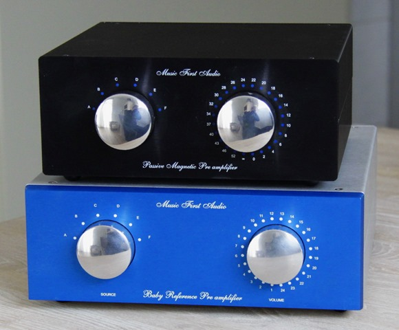 Music First Audio Baby Reference en Classic voorkant