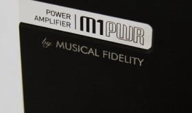 Musical Fidelity M1PWR Power Amplifier