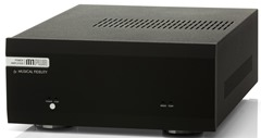 Musical Fidelity M1PWR zwart front