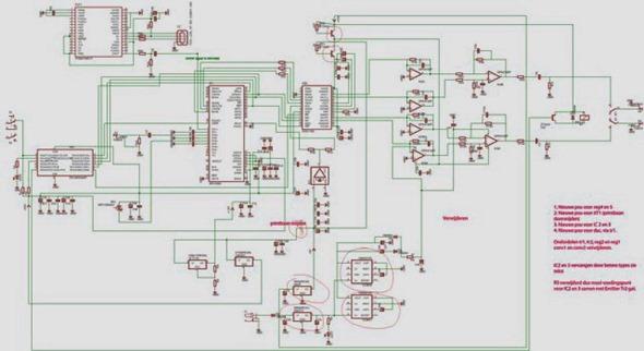 Musical Fidelity V-DAC schema