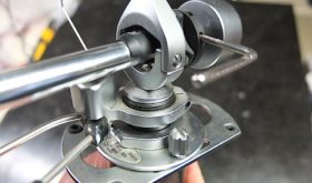SME tonearm lift
