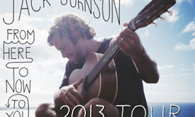 Jack Johnson: 'From Here To Now To You' live in HMH