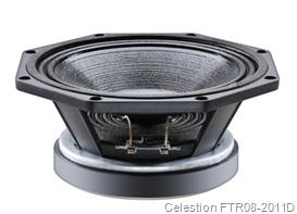 Celestion FTR08-2011D