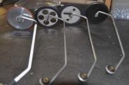 Lenco idler wheel