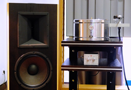 Thoress loudspeaker