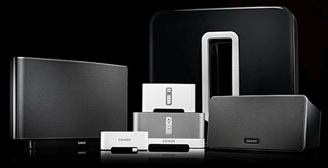 Sonos Play:3 audio systeem