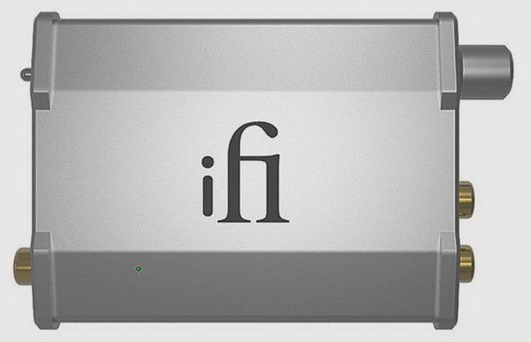 iFI nano DSD DAC - bovenaanzicht