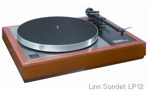 Linn Sondek LP12