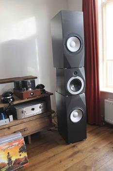 Javari diy loudspeaker