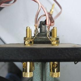 Inbouwen van de luidspreker units
