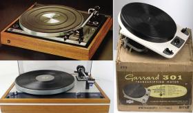 Een klassieke platenspeler kopen en restaureren